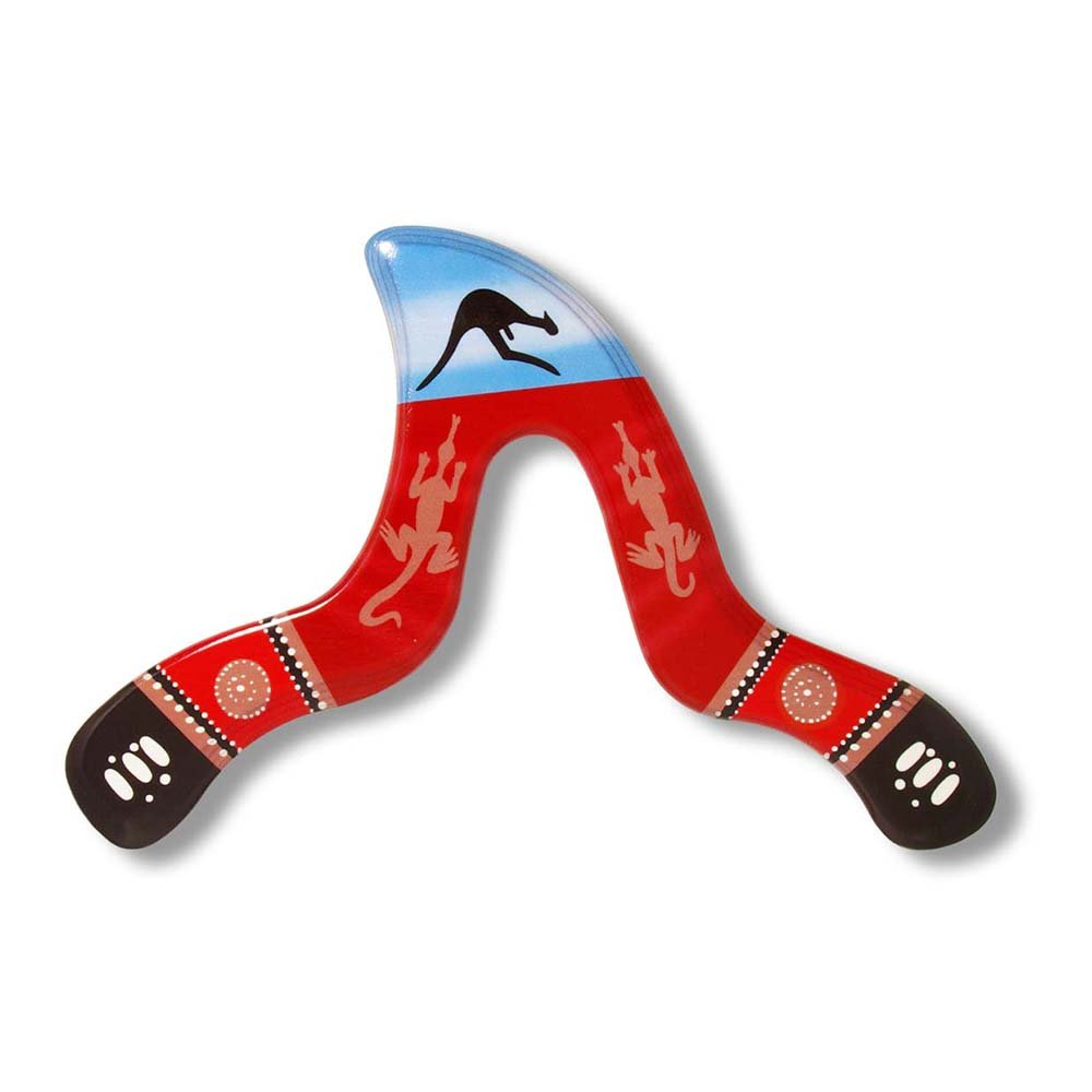 BoomerangFan BoomerangFanORIGINALJAGUAR-L 30.5 cm Original Jaguar Left Handed Boomerang