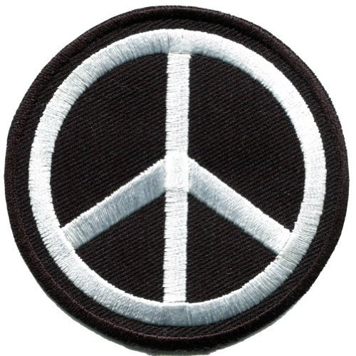 Peace Flag Patch - 7