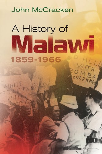 A History of Malawi