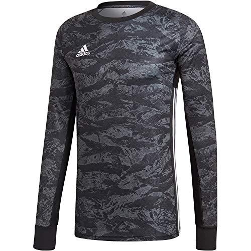 Graphic Jersey Goalkeeping - adidas ADIPRO 19 Goalkeeper Jersey Size S (Black)