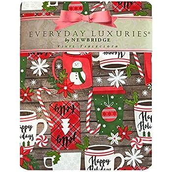 Amazon Com Newbridge Jolly Holiday Christmas Vinyl