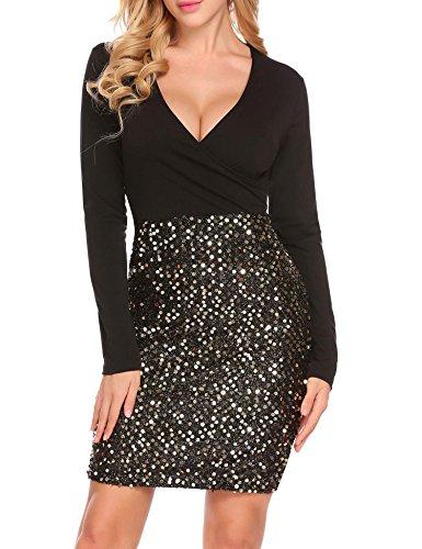 Sparkle Club Dress - 5