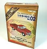 TAKARA-TOMY(タカラトミー) 1/64 TLV ダットサン ピックアップ1200 北米仕様(レッド) 「トミカリミテッドヴィンテージ 日本車の時代2」