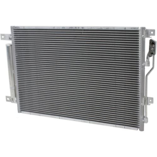 (Make Auto Parts Manufacturing - FUSION 13-16 A/C CONDENSER, 1.6/2.0L Eng, Turbo - FO3030241)