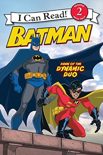 Duos Superhero (Batman Classic: Dawn of the Dynamic Duo (I Can Read Level)
