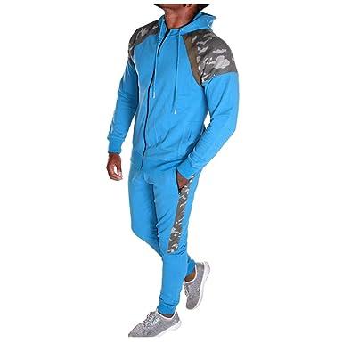 SUCES - Chándal para Hombre, pantalón de Jogging, Sudadera ...