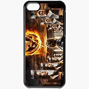 diy phone casePersonalized iphone 6 4.7 inch Cell phone Case/Cover Skin The Hunger Games Movie Blackdiy phone case