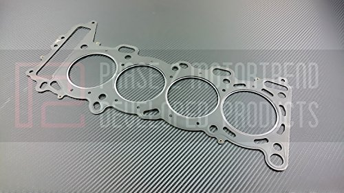 (SIRUDA Nissan SR20DET 87mm / 1.5mm Multi Layer Stainless DRAG Head Gasket …)