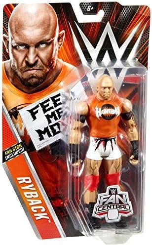 WWE Wrestling Elite Ventilador Central Triple H Figura De Acción