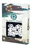 Q-Workshop QWOL5R02 L5R Imperial Families Clan Dice Set D10 Board Game (10-Piece) by Q-Workshop