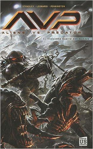 Lire en ligne Aliens vs Predator T01 epub pdf