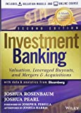 img - for Investment Banking: Valuation Models + Online Course book / textbook / text book