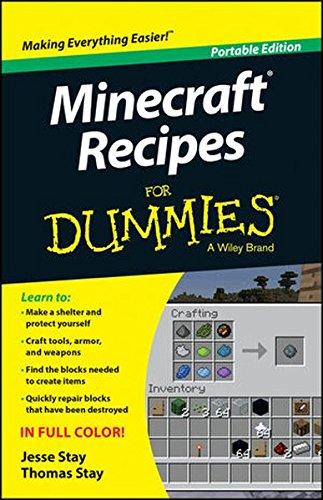 minecraft recipes - 3