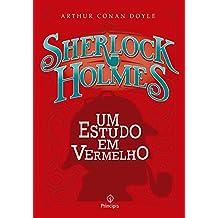 Sherlock Holmes - Um estudo em vermelho