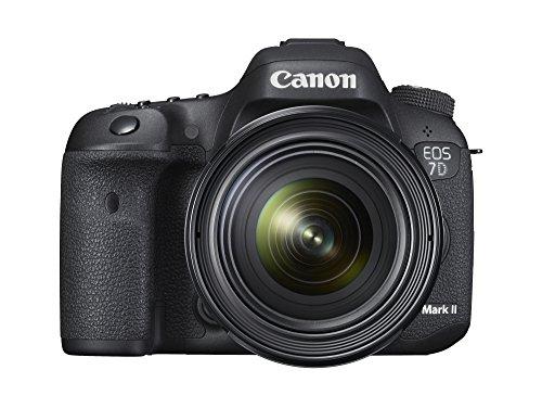 キヤノン イオス7Dマークツーブラック レンズキット EF2470mm F4L IS USMの商品画像