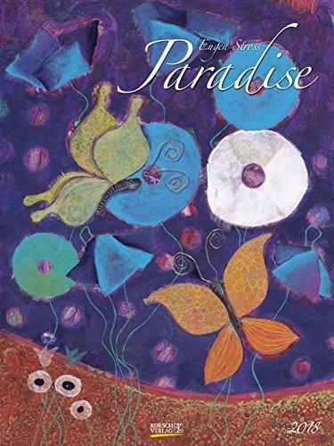paradise-2018-grosser-kunstkalender-hochwertiger-wandkalender-mit-bildern-von-tieren-von-eugen-stross-kunst-gallery-format-48-x-64-cm-foliendeckblatt