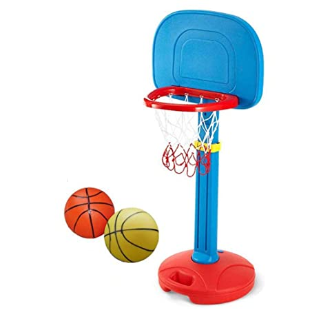 Roll-d Juego de Juguetes de aro de Baloncesto for niños Altura ...