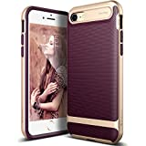 Caseology [Wavelength Series] iPhone 8 / iPhone 7 Case - [Stylish & Protective] - Burgundy