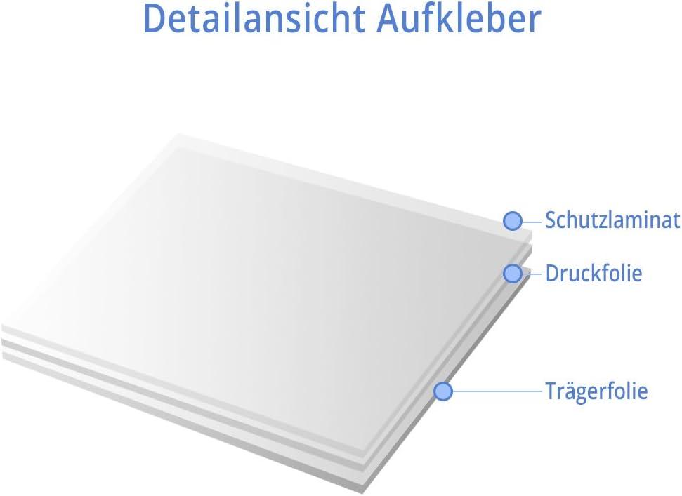 /Comida y Bebida Prohibido/ /para interior y exterior pictograma Nota Cartel kleberio/® 10/PVC Adhesivo 100/mm 10/cm/