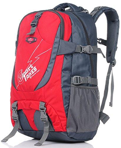 Binlion Taikes Outdoor Sport Camping Hiking Backpack mochila de senderismo Deportes y aire Libre para Mochilas y bolsas Mochilas Tipo Casual y Bolsas y Mochilas para portátiles y netbooks Blue-2
