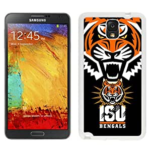Beautiful Designed With NCAA Big Sky Conference Football Idaho State Bengals 3 Protective Cell Phone Hardshell Cover Case For Samsung Galaxy Note 3 N900A N900V N900P N900T White