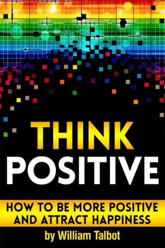 Think Positive Attract Happiness Staying product image