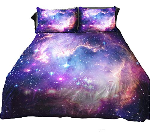 Insane Gifts Galaxy Bed sheet