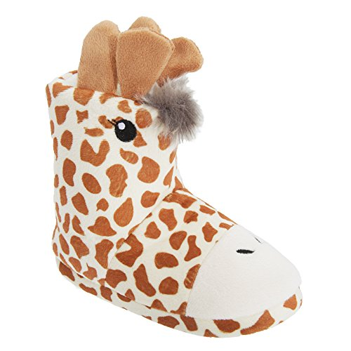 Childrens/Kids 3D Animal Design Boot Slippers (12-13 for sale  Delivered anywhere in USA