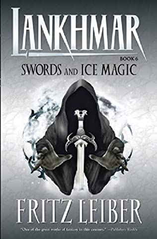 book cover of Swords and Ice Magic