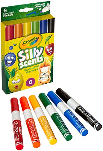 Crayola Scents Scented Washable Markers