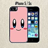 kirby iphone 5s case - iPhone Case Cartoon Girl Cute Kirby LOL for iPhone 5 / 5s Black 2 in 1 Heavy Duty (Ships from CA)