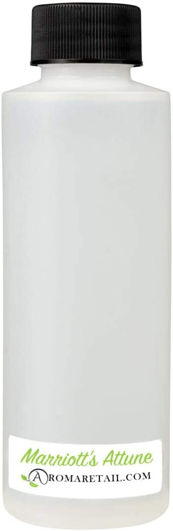 Scentcerely Attune Fragrance Oil Experienced at Marriott Hotels, 4 oz Refill for Aroma Diffusion Machine