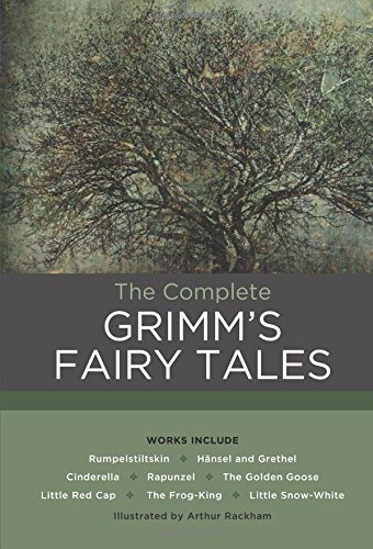 (The Complete Grimm's Fairy Tales (Chartwell)