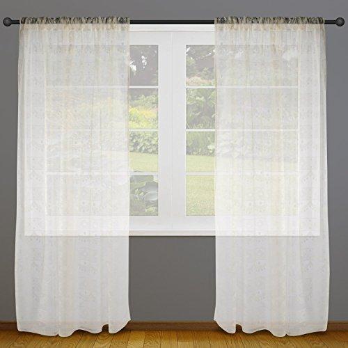 DII Elegant Decorative Curtain Treatments