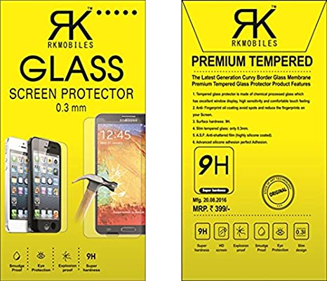 Generic Tempered Glass screen for Samsung S4(I9500) <span at amazon