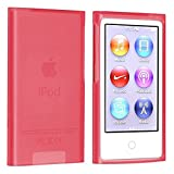 Best GENERIC Headphones For Ipod Nanos - TPU Rubber Skin Case for Apple iPod Nano Review