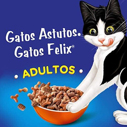 Felix Croquetas para Gato, Triple Delicious, Granja, 1.5Kg 6