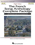 The French Song Anthology Complete Package - High Voice, , 1480329657