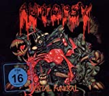 Mental Funeral ( CD & DVD Set )