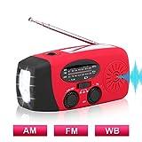 Best Hand Crank Radios - Solar Hand Crank Emergency Weather Radio ,NOAA / Review