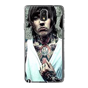Samsung Galaxy Note3 ZCa4235azvD Customized Attractive Bring Me The Horizon Band Bmth Pictures Best Hard Phone Case -AnnaDubois