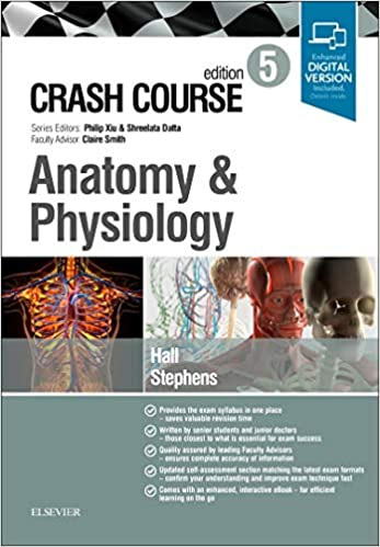 Crash Course Anatomy and Physiology, 5th Edition - Original PDF