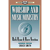 Worship and Music Ministry (Calvary Basics Series) book cover