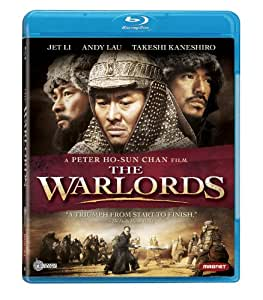 The Warlords (+ BD Live) [Blu-ray]