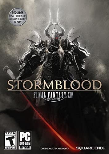 Amazoncom Final Fantasy XIV Stormblood PC Final Fantasy Xiv - Cleaning invoice template free square enix online store