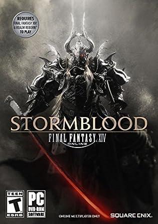Final Fantasy XIV: Stormblood - PC - Standard Edition