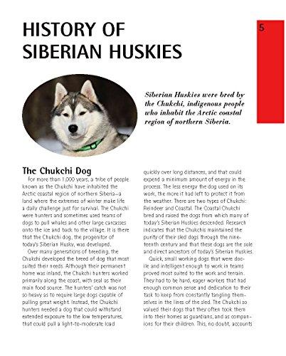 Siberian Huskies (Complete Pet Owner's Manual) 4