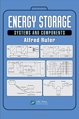 Energy Storage: Systems and Components-cover