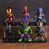 NELLIES Avengers Marvel Legends 3 inch Hot Toys