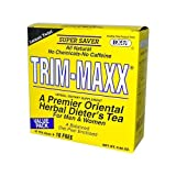 Body Breakthrough Diet Trim-Maxx Tea Lemon, 60 Count by Body Breakthrough